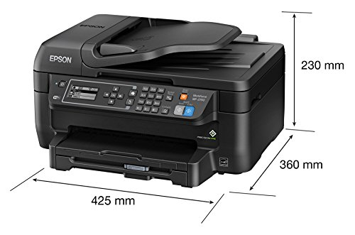 Epson Color Printer Copier Amazon Dash Replenishment