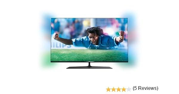 Philips Televisor Smart LED 4K Ultra HD ultraplano 49PUS7809 - Tv Led 49 49Pus7809 Ambilight Uhd 4K, 3D, Wi-Fi Y Smart Tv: Amazon.es: Electrónica