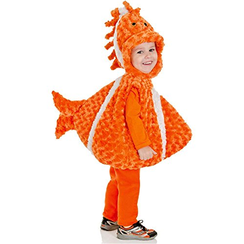 Big M (18-24 Month Clown Costume)