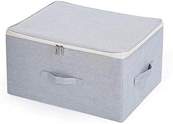 MU Caja de almacenamiento plegable grande, caja de almacenamiento de armario de tela, ropa, libros, juguetes,1,38 * 26 * 15cm: Amazon.es: Bricolaje y herramientas
