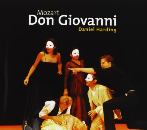 Mozart - Don Giovanni / Mattei, Cachemaille, Remigio, Gens, Padmore, Larsson, Fechner, Oskarsson; Harding by Virgin Classics (Image #2)