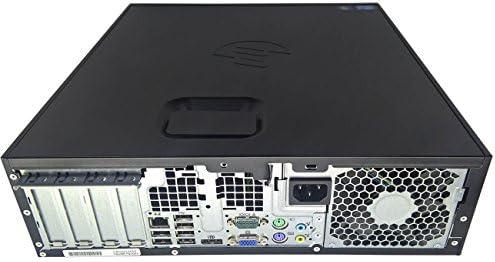 HP Elite 8200 Sff - Ordenador de sobremesa (Intel Core I5-2400 ...