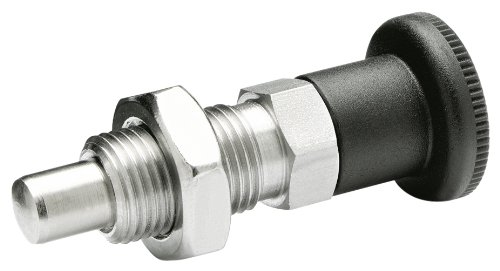 Stainless Lock out Indexing Plunger Multiple