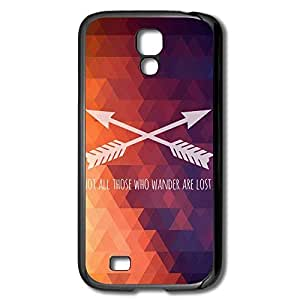 Galaxy S4 Cases Wander Lost Design Hard Back Cover Proctector Desgined By RRG2G