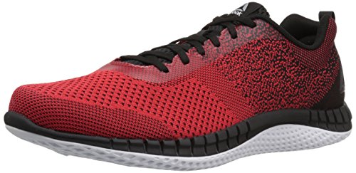 Reebok Men's Print Prime Ultk Running Shoe, primal red/black/white/pewter, 10.5 M US