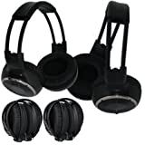 Absolute AWH22 Infrared Wireless Stereo Dual