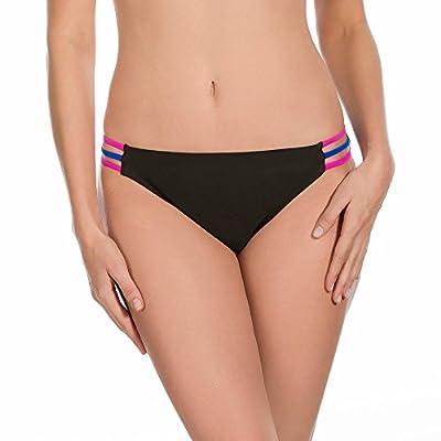 Danskin Strappy Swimsuit Bottom Match with Tankini or Bikini Top