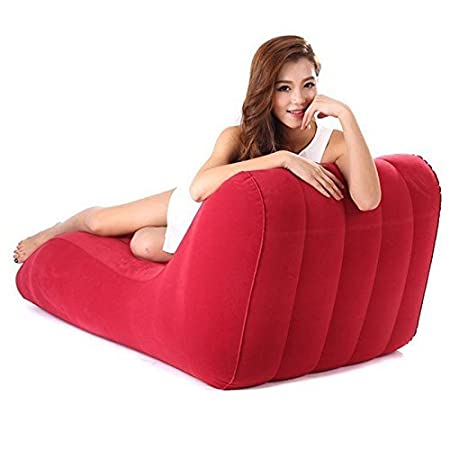 Sofá inflable para sexo, sillón para tantra, diseñada para ...