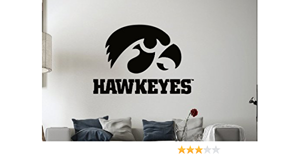 Custom One Size NCAA Legacy Iowa Hawkeyes Mini Canvas Art 9x9