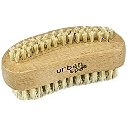 Urban Spa Nail Brush for the Ultimate Manicure and Pedicure, Clean and Remove Calluses