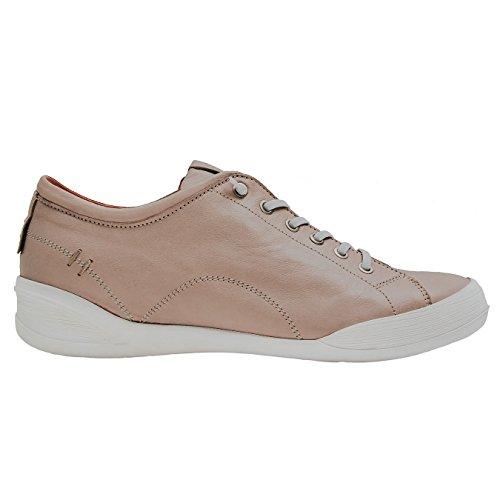 Elska Women Juliette Casual Sneaker Shoes Silver Grey