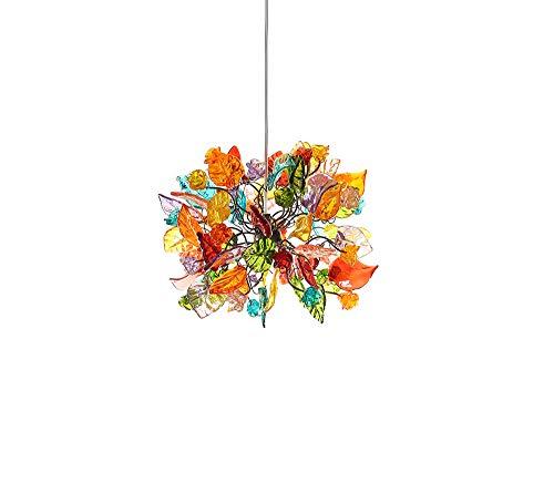 Flower Pendant Light Shade in US - 3