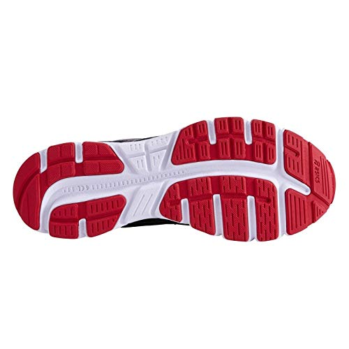red Jogging Black Gelwindhawk Scarpa Asics Da tqwxHWX0