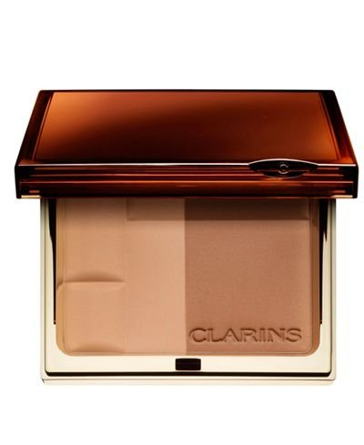 Clarins Bronzing Powder Duo SPF 15-MEDIUM