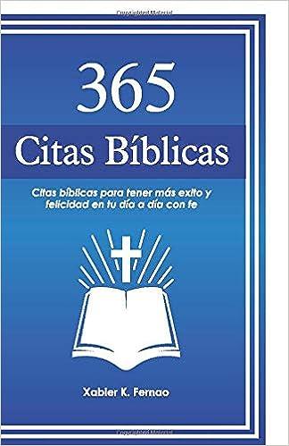 365 Citas Bíblicas Citas Bíblicas Para Tener Más Exito Y