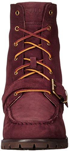 Polo Ralph Lauren Mens Ranger Lace-up Hiker Boot Port