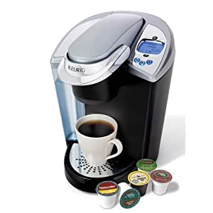 Keurig Coffee Maker Instructions Prime : Amazon.com: Keurig B66 Single Serve Gourmet Coffee & Tea Brewing System: Single Serve Brewing ...