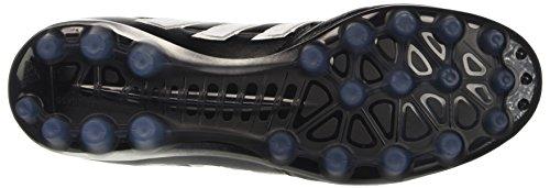 adidas Gloro 16.1 Ag, Botas de Fútbol para Hombre Negro (Black)