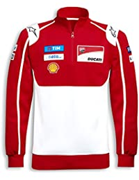 Corse Moto GP 2017 Team Replica 3/4 Zip Sweatshirt
