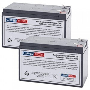 APCRBC130 Compatible Replacement Battery pack by UPSBatteryCenter UPS Battery Center APCRBC130-batt