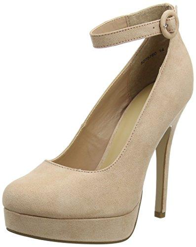 Zapatos Plataforma Melocotón Cream 14 Para New Con Look Mujer robust Robust PEfFRw