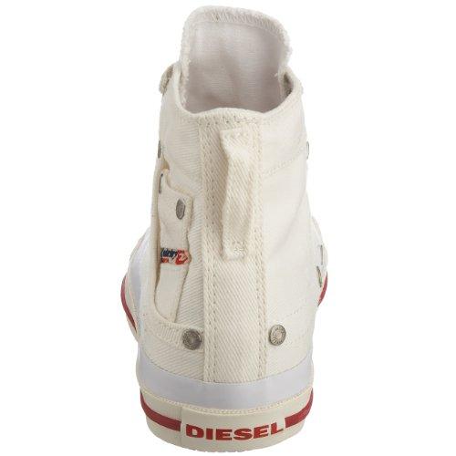 top Diesel Hi Delle Sneaker Metà t1002 Bianco Esposizione Magnete Donne npYwFZpq