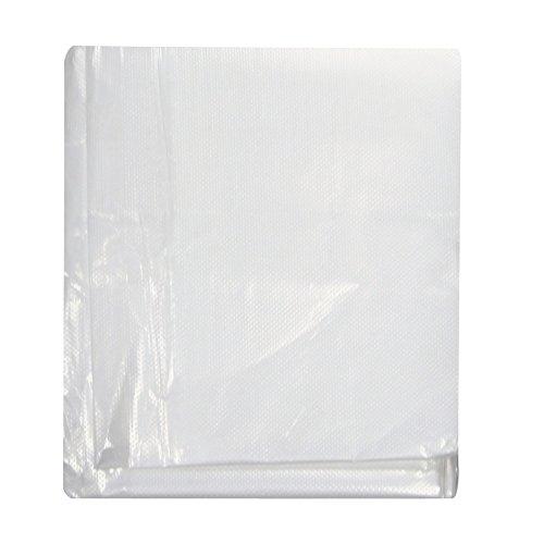 Trimaco SuperTuff 2 mil Plastic Dropcloth, 9-feet x 12-feet