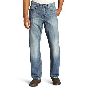 LEE Men's Dungarees Loose Straight Leg Jean