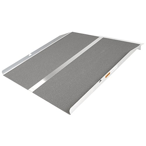 Silver Spring Portable Aluminum Wheelchair Ramp 3 ft. x 30'' by Silver Spring