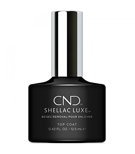 CND Shellac Luxe - Top Coat - 12.5 ml / 0.42 oz cndlux01