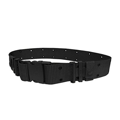 Style Gi Belts Nylon (Condor #PB Tactical GI Style Nylon Pistol Belt - Black)