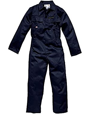 Proban Coverall, Navy Blue, Size 50