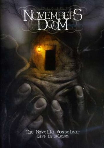 DVD : Novembers Doom - The Novella Vosselaar: Live In Belgium (DVD)