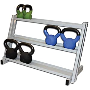 Kettlebell Storage Rack, Floor Stand