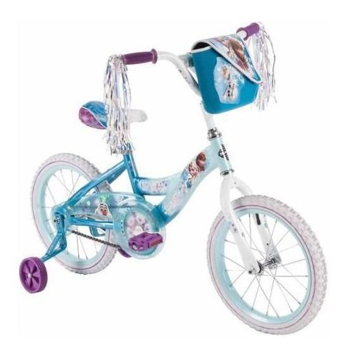 Frozen Bike for Girls | 16 Inch Girls' Disney Frozen Bicycle