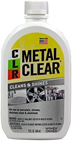 Multi-Surface Cleaner: CLR Metal Cleaner