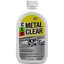 CLR MC-12 Metal Clear, 12 oz. Bottle