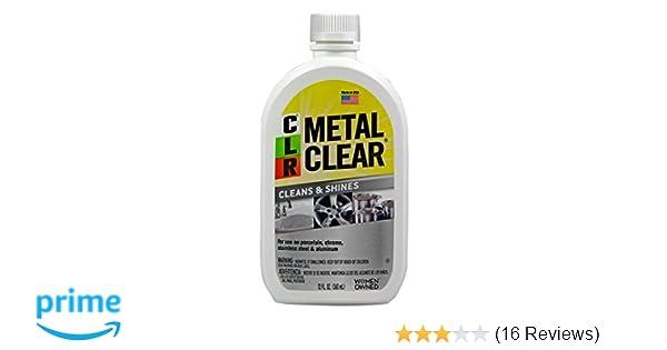 Amazon.com: CLR MC-12 Metal Clear, 12 oz. Bottle: Industrial & Scientific