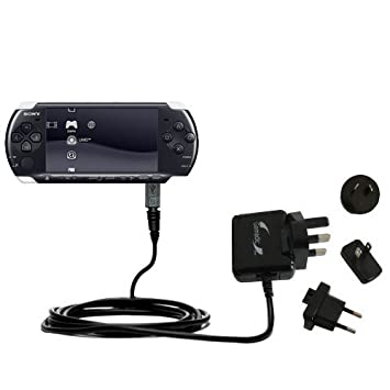 Cargador CA internacional de pared para PSP-3001 Playstation ...