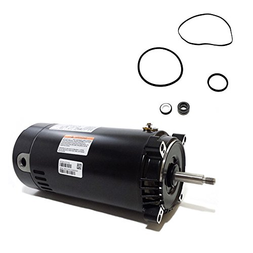 Hayward Super II 1.5HP SP3010X15AZ Replacement Motor Kit AO Smith UST1152 w/ GO-KIT-2