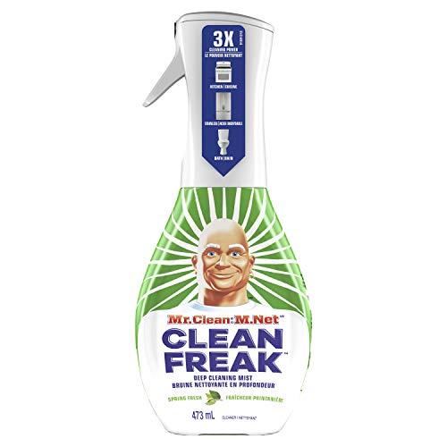 Mr. Clean, Clean Freak Deep Cleaning Mist Multi-Surface Spray, Gain Original Scent Starter Kit, 1 Count, 16 Fluid Ounces
