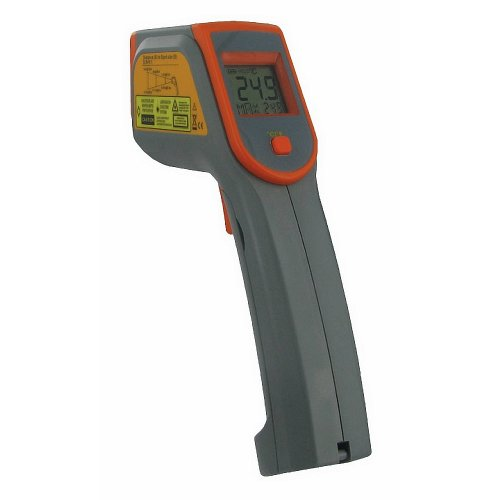 Metris Instruments TN418L1 Professional IR Thermometer with 8-POINT CIRCULAR-LASER AIMING by INFRAREDGUN.COM