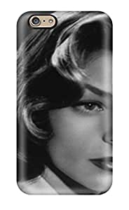 New Style AnnaSanders Lauren Bacall Celebrity People Celebrity Premium Tpu Cover Case For Iphone 6 by lolosakes