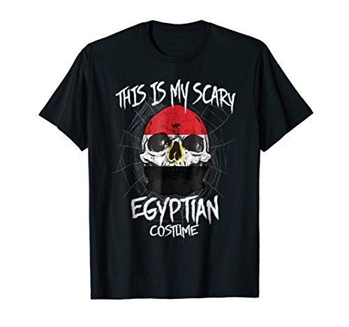 This Is My Scary Egyptian Costume Casual T-Shirt