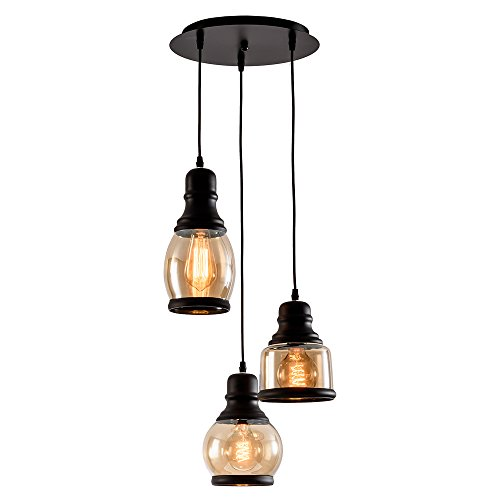 Oval Shade Pendant Light in US - 9