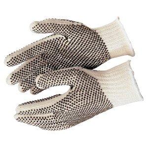 Pvc Dot Knit Gloves - 7