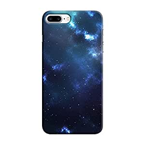Cover It Up - Star Cloud Blue Space 06 Apple iPhone 7 Plus Hard Case