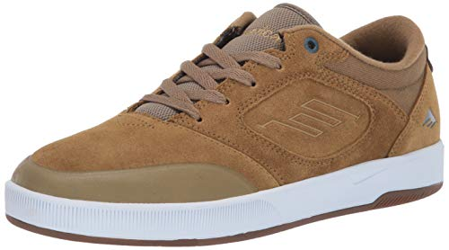 - Emerica Men's Dissent Skate Shoe Khaki 7.5 Medium US