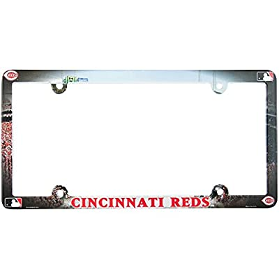 Cincinnati Reds - Field Scene License Plate Frame