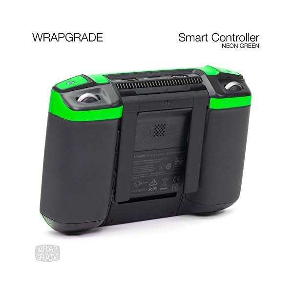 WRAPGRADE Skin Compatibile con DJI Smart Controller (Neon Green) 3 spesavip